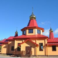 Храм открыт ежедневно